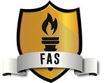 Federación Atlética Sanluiseña Logo