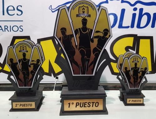 Premiación de los Campeonatos Provinciales