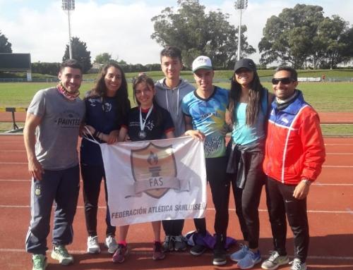 48° Campeonato Nacional U20 y 15° Campeonato Nacional U23