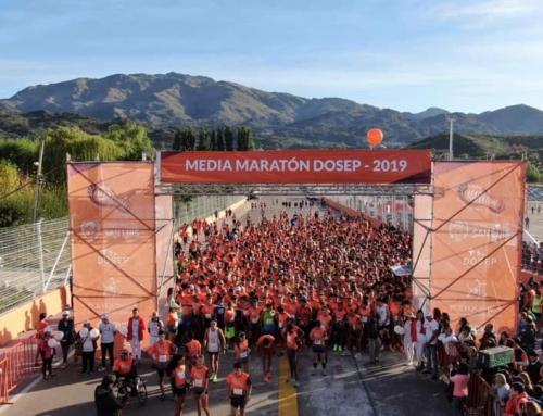 Media Maratón de DOSEP