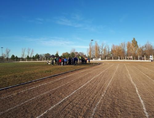 1° Fecha Provincial de Pista y Campo