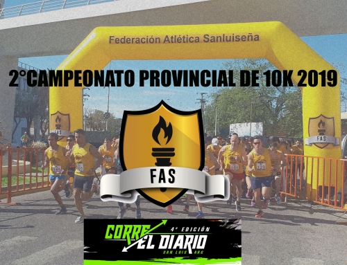 2° Campeonato Provincial de 10K