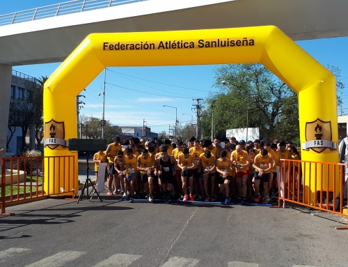 San Luis habilita actividades deportivas al aire libre